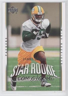 2007 Upper Deck - [Base] - Rookie Exclusives #230 - James Jones