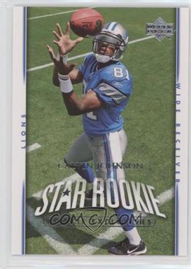 2007 Upper Deck - [Base] - Rookie Exclusives #277 - Calvin Johnson