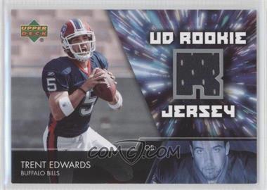 2007 Upper Deck - UD Rookie Jersey #UDRJ-TE - Trent Edwards