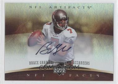 2007 Upper Deck Artifacts - NFL Facts - Autographs [Autographed] #NF-BG - Bruce Gradkowski