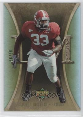 2007 Upper Deck Artifacts Green #131 - Le'Ron McClain /99