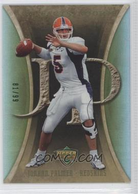 2007 Upper Deck Artifacts Green #178 - Jordan Palmer /99