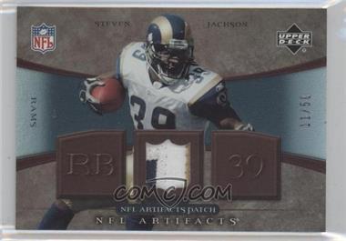 2007 Upper Deck Artifacts NFL Artifacts Patch #NFL-SJ - Steven Jackson /50