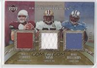 Reggie Bush, Mike Williams, Matt Leinart /75