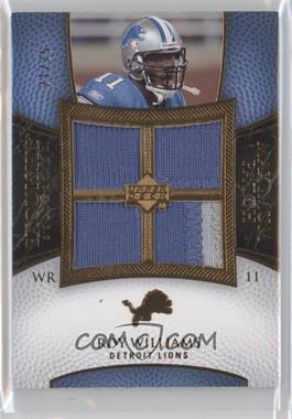 2007 Upper Deck Exquisite Collection [???] #XXLP-RW - Roy Williams /25
