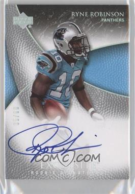 2007 Upper Deck Exquisite Collection Parallel 1 #99 - Ryne Robinson /60