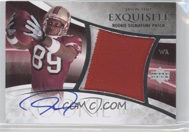 2007 Upper Deck Exquisite Collection #111 - Jason Hill /225