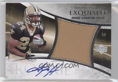 2007 Upper Deck Exquisite Collection #118 - Antonio Pittman /225