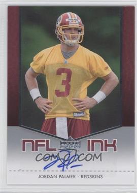 2007 Upper Deck NFL Ink #NFLI-JP - Jordan Palmer