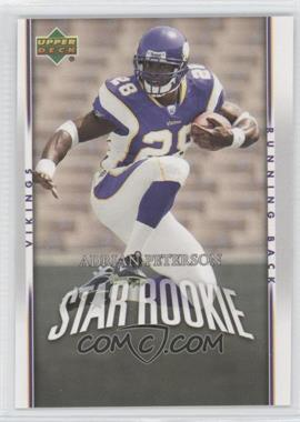 2007 Upper Deck Rookie Bonus #BC-1 - Adrian Peterson