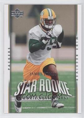 2007 Upper Deck Rookie Exclusives #230 - James Jones