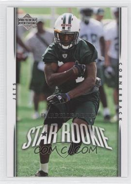 2007 Upper Deck Rookie Exclusives #246 - Darrelle Revis