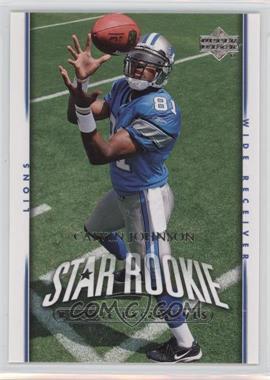 2007 Upper Deck Rookie Exclusives #277 - Calvin Johnson