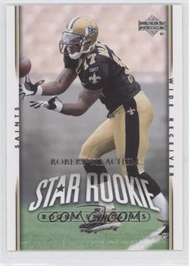 2007 Upper Deck Rookie Exclusives #294 - Robert Meachem