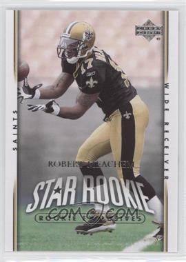 2007 Upper Deck Rookie Exclusives #294 - Robert Meachem