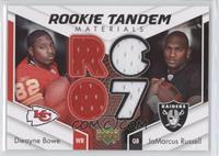 Dwayne Bowe, JaMarcus Russell