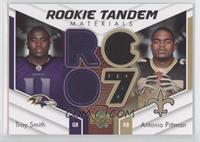 Troy Smith, Antonio Pittman