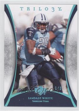 2007 Upper Deck Trilogy [???] #96 - LenDale White /3
