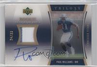 Paul Williams /33