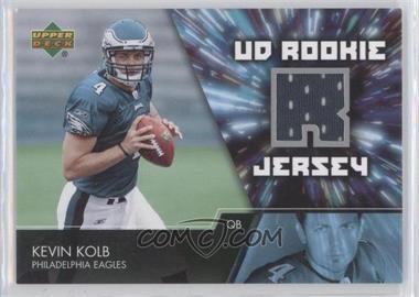 2007 Upper Deck UD Rookie Jersey #UDRJ-KK - Kevin Kolb