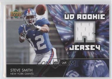 2007 Upper Deck UD Rookie Jersey #UDRJ-SS - Steve Smith