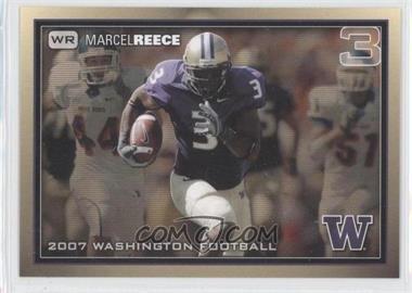 2007 Washington Huskies Team Issue #MARE - Marcel Reece