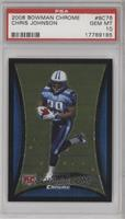 Chris Johnson [PSA 10]