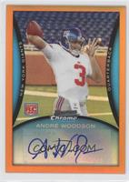 Andre' Woodson /15