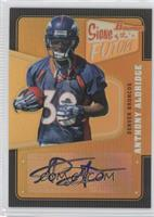 Anthony Alridge /50