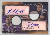 Kevin O'Connell, John David Booty /75