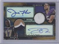 Joe Flacco, Donnie Avery /75