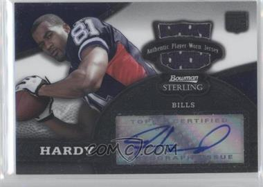 2008 Bowman Sterling #166 - James Hardy