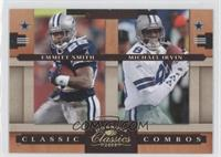 Emmitt Smith, Michael Irvin /100