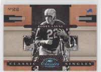 Bobby Layne /25