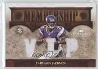 Tarvaris Jackson /100