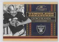 George Blanda /100