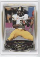 Will Franklin /50