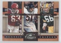 Willie Lanier, Dick Butkus, Ray Nitschke /250