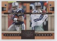 Emmitt Smith, Michael Irvin /1000