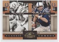 Jim Parker, Raymond Berry /100