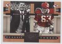 Hank Stram, Willie Lanier /1000