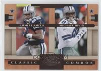 Michael Irvin, Emmitt Smith /1000