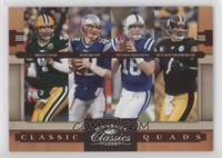 Ben Roethlisberger, Brett Favre, Tom Brady, Peyton Manning /250