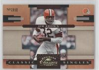 Jim Brown /100