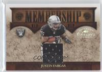 Justin Fargas /250