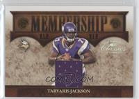 Tarvaris Jackson /250