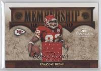 Dwayne Bowe /250