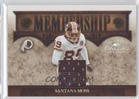 Santana Moss /250
