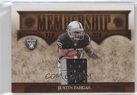 Justin Fargas /25