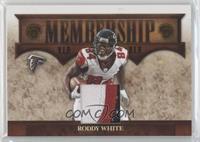 Roddy White /25